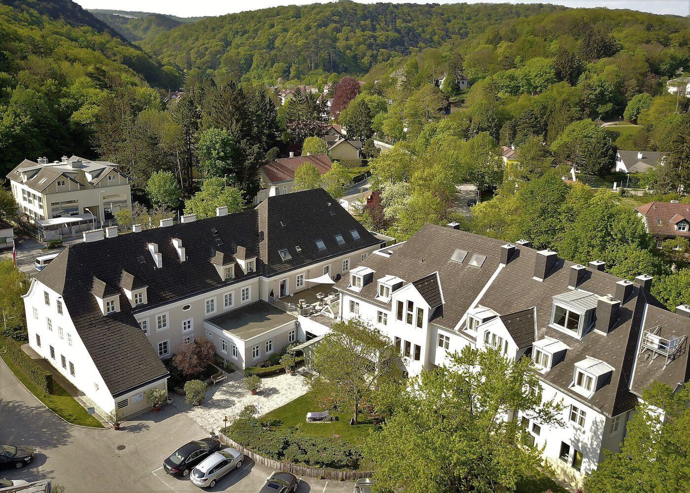 seminarhotel restaurant hoeldrichsmuehle im wienerwald